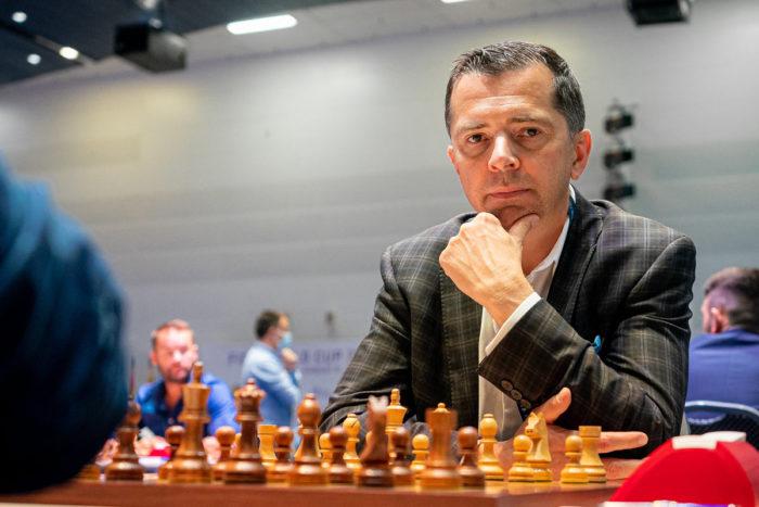 Шахматист Александр Онищук