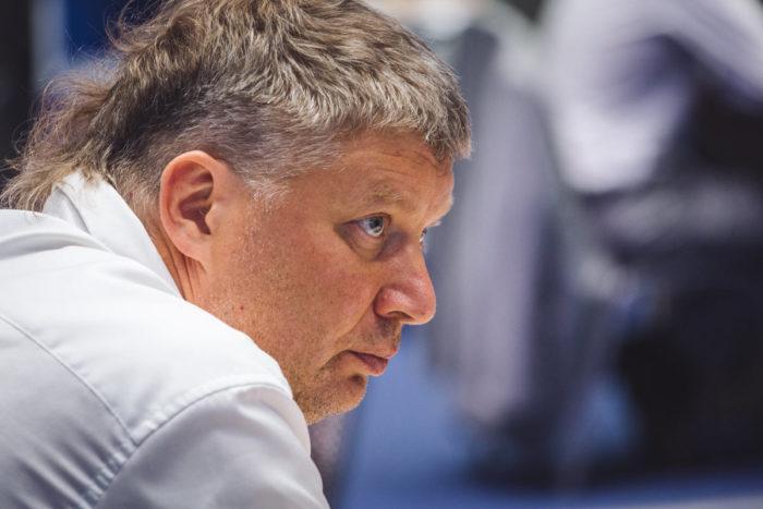 Шахматист Алексей Широв