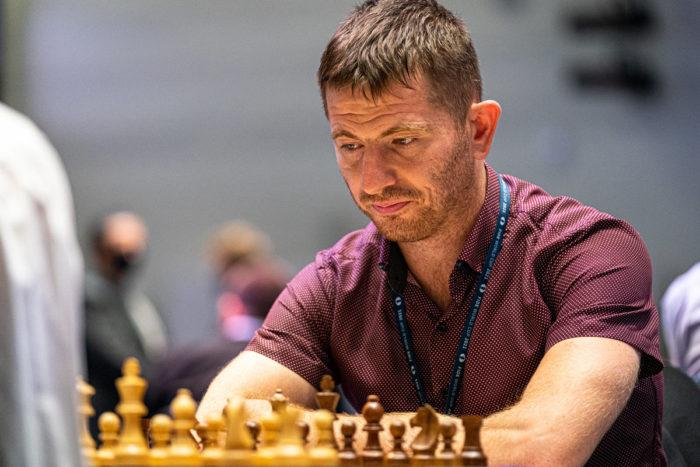 Хорватский шахматист Анте Бркич (хорв. Ante Brkić)