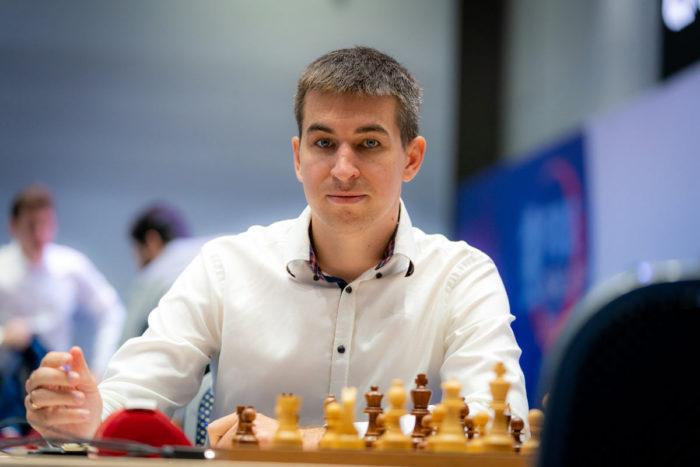 Шахматист Дмитрий Андрейкин