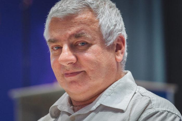 Болгарский шахматист Кирил Георгиев