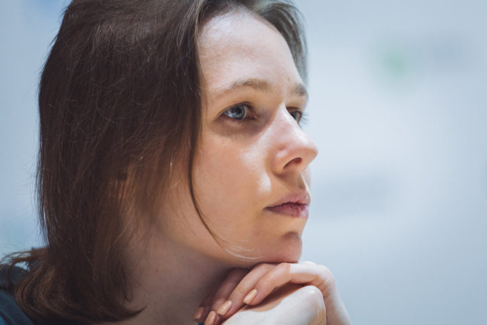 Украинская шахматистка Мария Музычук - 15 чемпионка мира по шахматам