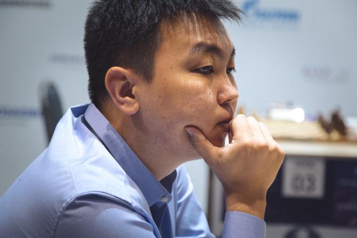 Шахматист Санан Сюгиров