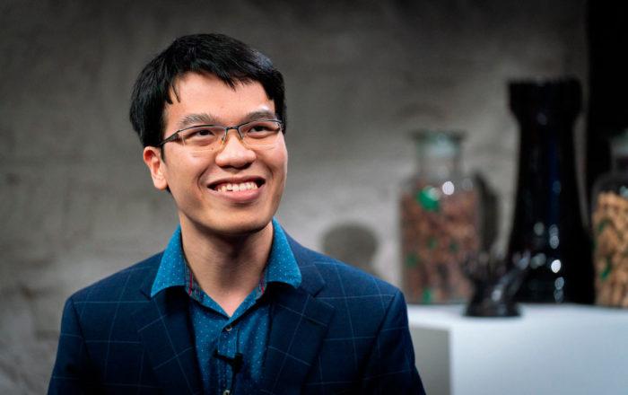 Вьетнамский шахматист Ле Куанг Льем