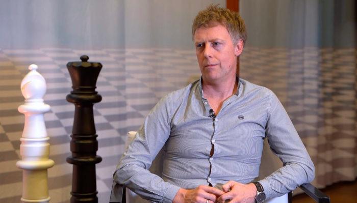 Шахматист Павел Трегубов - муж Александры Костенюк
