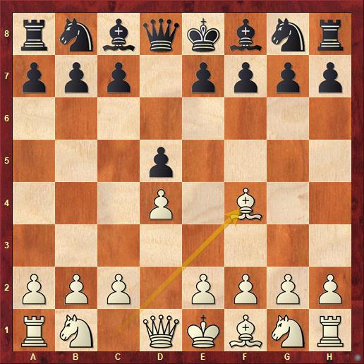 Лондонская система в шахматах