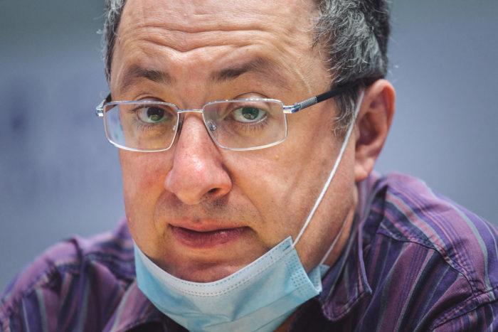 Шахматист Борис Гельфанд (Израиль)