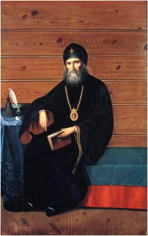 Митрополит Филарет - Митрополит Московский и Коломенский до 22 августа 1826 года
