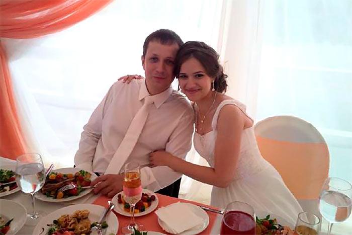 Свадебная фотография Войташека и Кашлинской (Москва, 9 июля 2015)