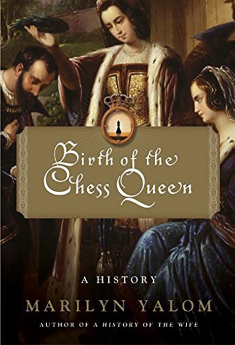 Книга Birth of the Chess Queen (Рождение шахматной королевы)