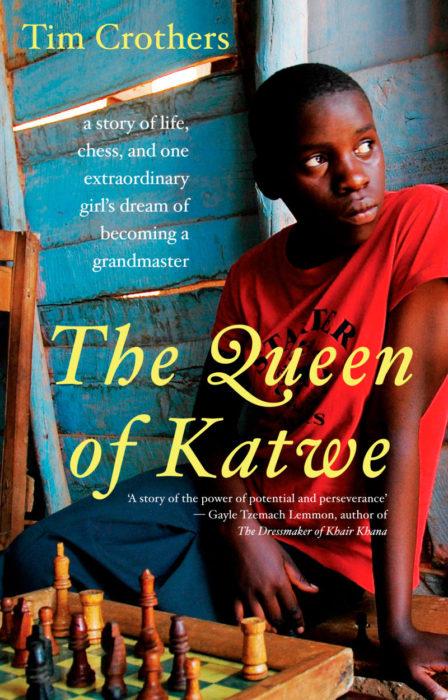 Книга The Queen of Katwe («Королева Катве») Тим Крозерс