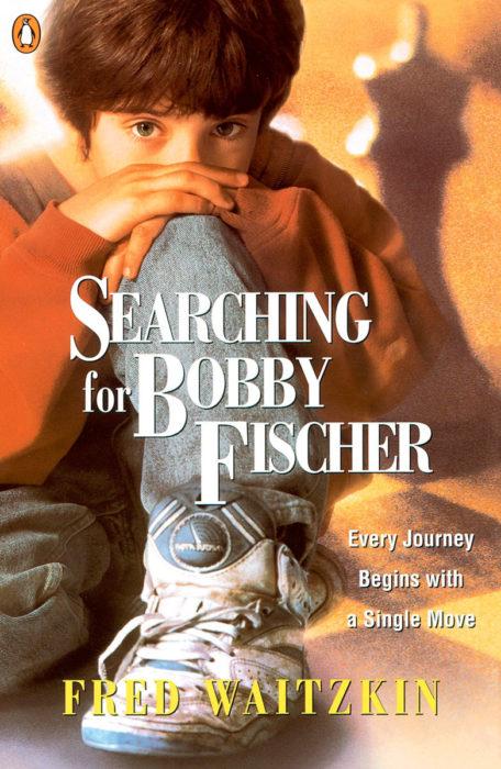 """Книга """"В поисках Бобби Фишера"""""""